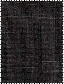 Cotton Weave Black Denim