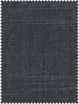 Cotton Weave Midnight Blue