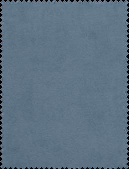 Micro Suede Ocean Blue