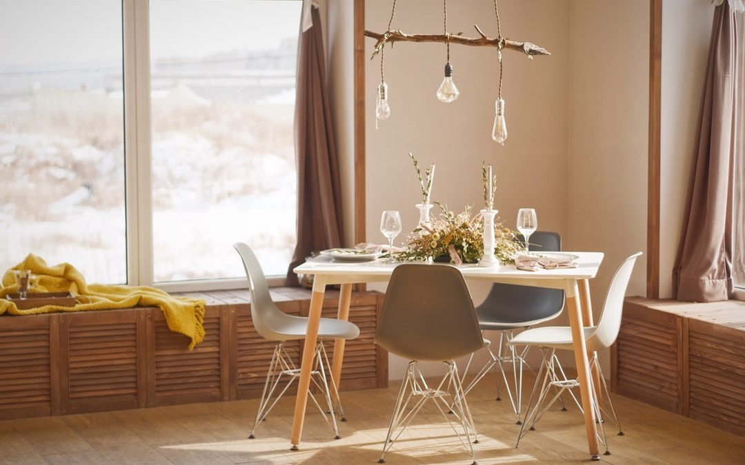 4 Dining Room Design Ideas to Make a More Welcoming Space